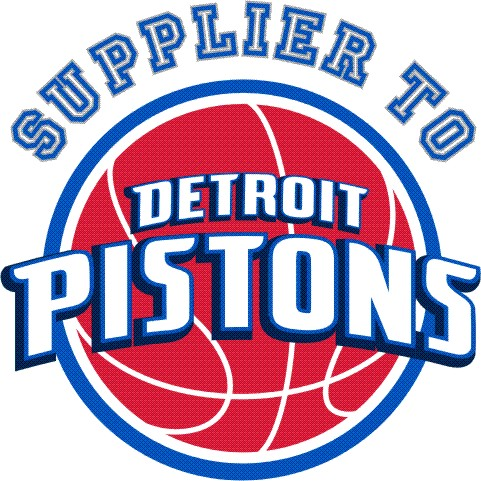 Supplier to the Detroit Pistons